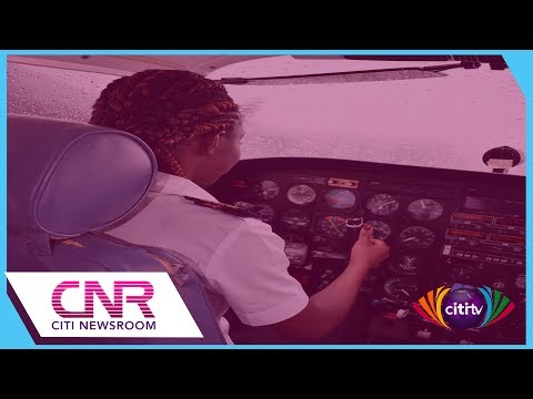Ghana's youngest woman pilot recounts the beginning of her dream