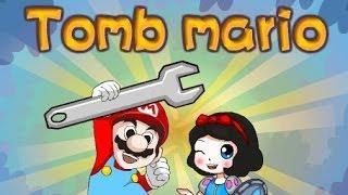 Tomb Mario Level1-8 Walkthrough