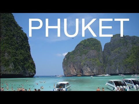 PHUKET - THAILAND , BEST OF PHUKET HD