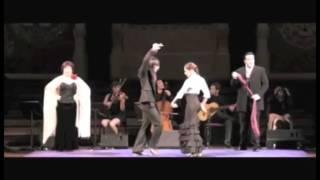"""BARCELONAUTES / RAFAEL AMARGO - 10 AÑOS DE ESPECTACULO """"OPERA Y FLAMENCO"""" PALACIO DE LA MUSICA"""