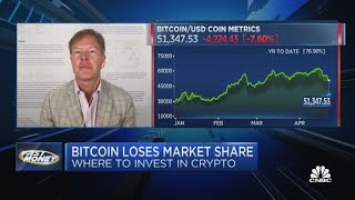 Crypto fund CEO on where to put your money beyond bitcoin and ethereum