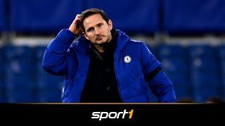 Chelsea trennt sich von Lampard | SPORT1 - DER TAG