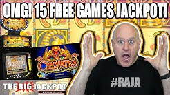 ✦ BIG JACKPOT ✦ Cleopatra Slots ➡️ 15 Free Games! | The Big Jackpot