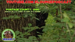 Bigfoot kills a Turkey in front of Farmer and More - SLP511
