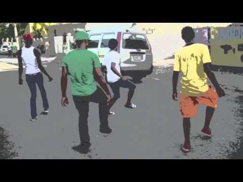 Elite Team - Dancing To Cranberry Riddim (Sept 2012)