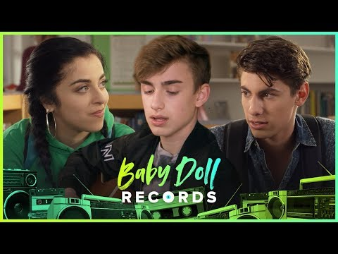 "BABY DOLL RECORDS | Ariel & Johnny in ""Work From Home""  