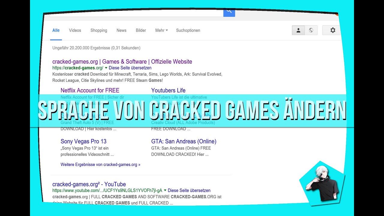Sprache In Gecrackten Spielen ändern Tutorial GermanHD YouTube - Youtube minecraft deutsch spielen