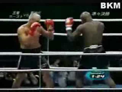 Ernesto Hoost - Lowkick highlight