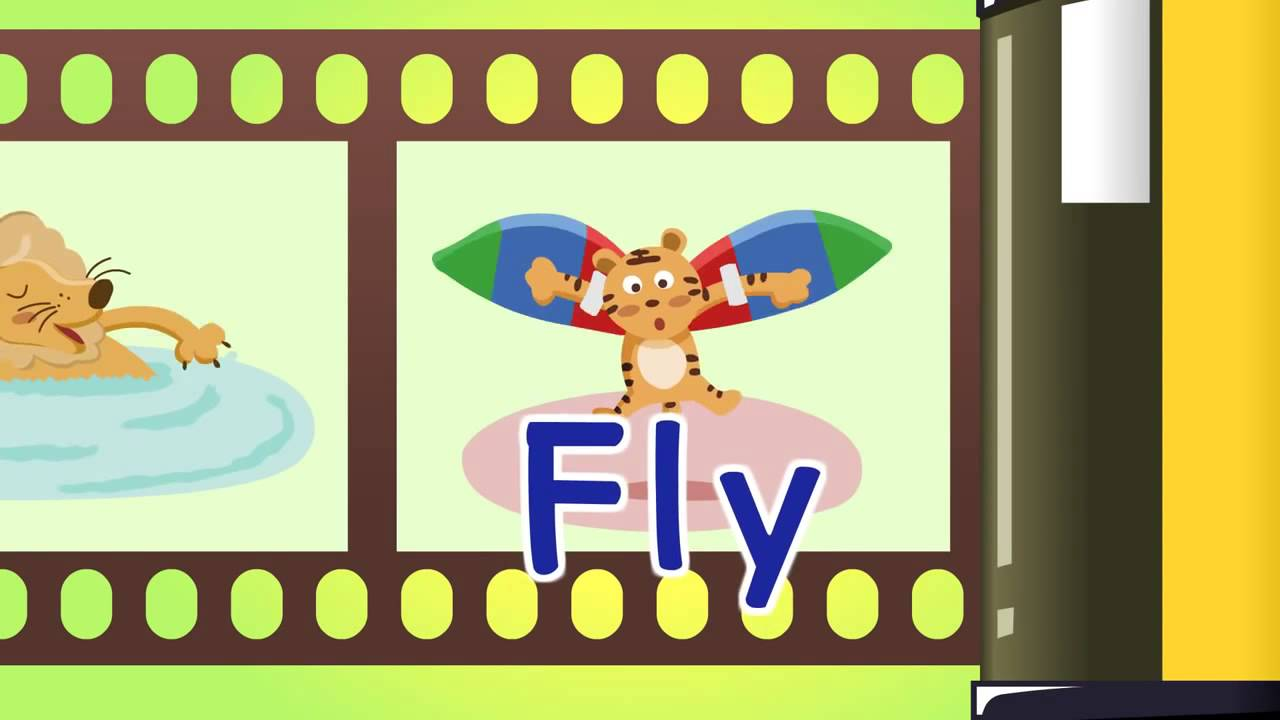 Little Bear мультфильмы English 4 Kids Английский для