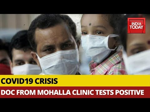 Delhi: Another Doctor From Mohalla Clinic Tests Positive For Covid19
