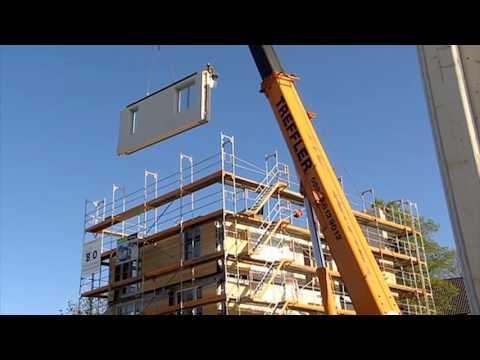 Holz 4 - B&O - Lösungen für die Wohnungswirtschaft - YouTube