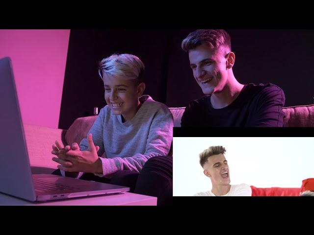 Video reacción de Adexe & Nau - Ya Estamos En Navidad
