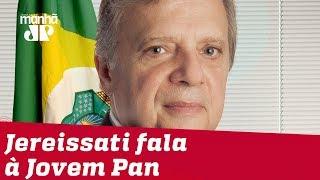 Jereissati: Indicação de Eduardo Bolsonaro é inoportuna e atrapalha discussão da Previdência