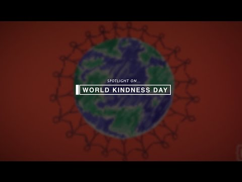 Spotlight: World Kindness Day