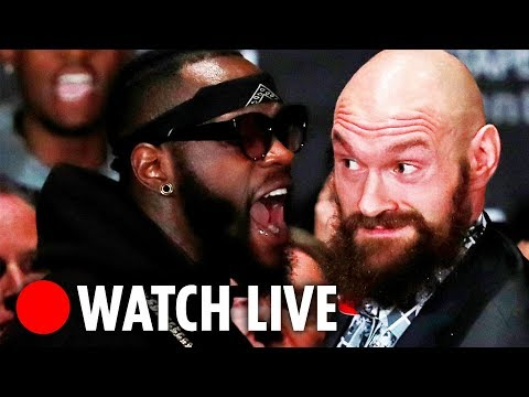 Fury vs Wilder: FULL Weigh In thumbnail