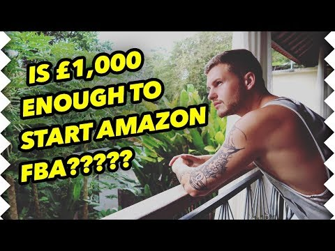amazon-student-starts-fba-with-under-£1,000-invested!!!-see-his-results
