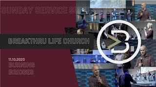 11 October 2020 || Sunday Live Stream
