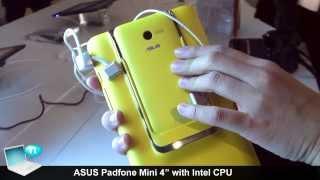 "ASUS Padfone Mini 4"" Intel based (ENG)"