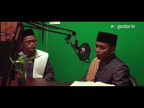 Tausyiah Sehati - Suara Gontor FM - Ust Wawan Susetyo Nur Rahman Penjagaan dan Pertolongan Allah