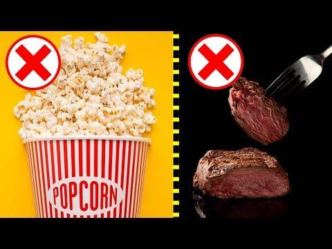 ЭТИ 7 Популярных Продуктов Вызывают Рак! (Надо Знать)