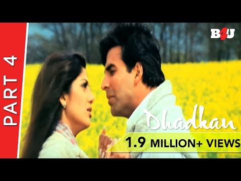 Dhadkan | Part 4 | Sunil Shetty ,Shilpa Shetty , Akshay Kumar , Mahima Chaudhry |  B4U  Mini Theatre