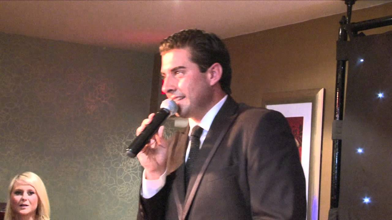 James 'Arg' Argent (The Only Way Is Essex) Sings 'That's Life' / iFILM ...
