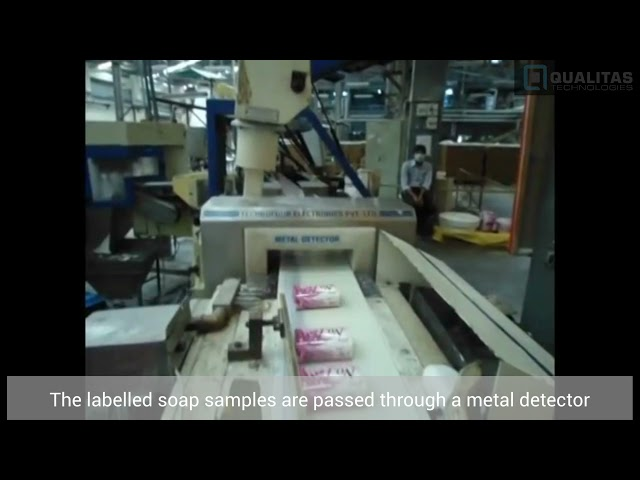 Soap Manufacturing - Automated Quality Control