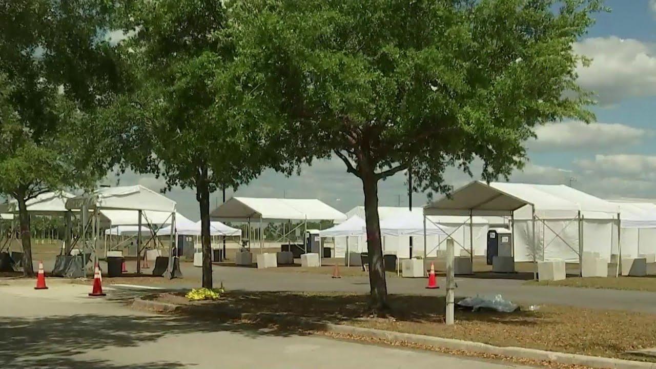 Coronavirus testing site in Orange County set to open Wednesday