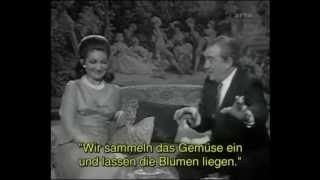 Maria Callas - Interview with Pierre Desgraupes and Luchino Visconti (1969) thumbnail