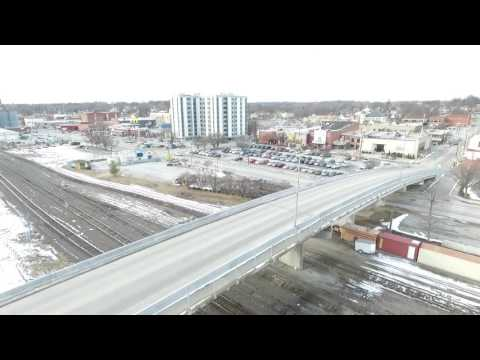 ATCHISON KANSAS | Drone Tour 2017
