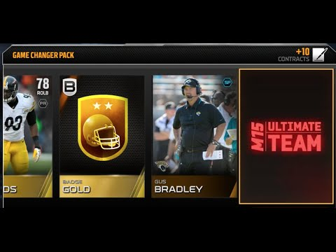 UL REGGIE WHITE! GT ERIC BERRY! SO MANY 24 HOUR CARDS! - Madden 15 Ultimate Team Pack Opening