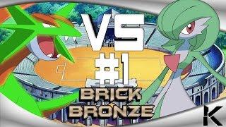 Roblox: Pokemon Brick Bronze - PvP - #1