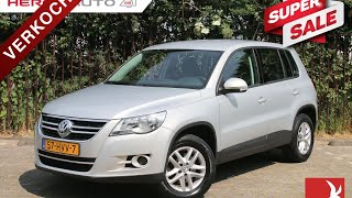 Volkswagen Tiguan 1.4 TSI Trend&Fun | nette auto | dealer onderhouden | garantie |