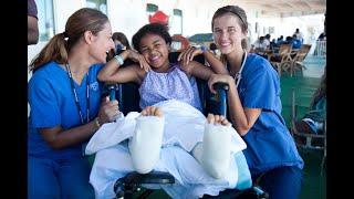 Mercy Ships - Medische zorg voor ieder mens