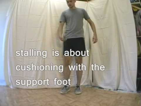 Anz' Trikz - Basic Stalls - Footbag Tutorials