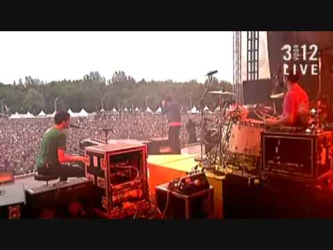 Keane - Under Pressure Live At Pinkpop2009