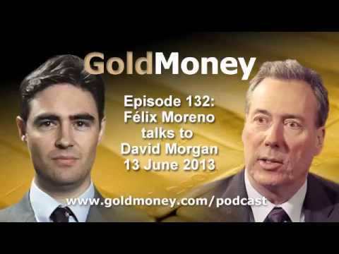 David Morgan: gold is not just a commodity. It is money.