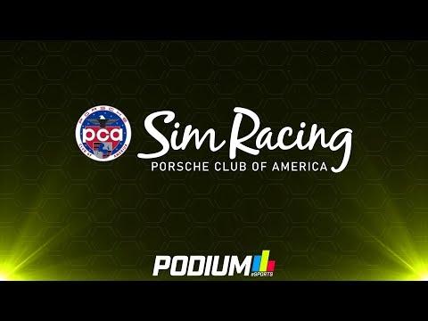 Porsche Club of America Sim Racing Series | Round 8 at Daytona