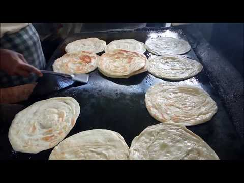 How To Make Layered Soft Parotta / Kerala Paratta / Village Food online watch, and free download video or mp3 format