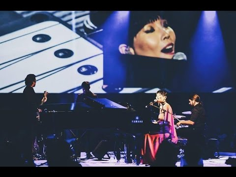 Dami Im performs in Macau, China (Marriott International's APAC Leadership Summit 2017)