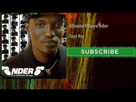 Alioune Mbaye Nder - Yaye Boy