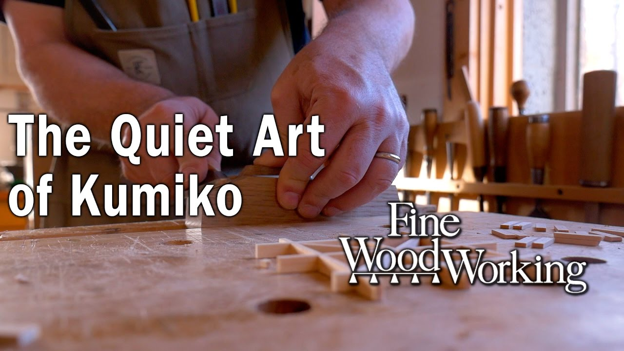 The Quiet Art Of Kumiko With Mike Pekovich Youtube
