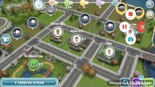 Pratique cinema em uma cidade vizinha-The Sims