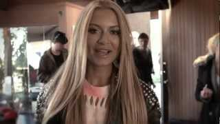 HAVANA BROWN - BIG BANANA (BEHIND THE SCENES) VIDEO