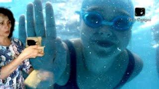 Каркасный бассейн Intex 457х122 30 дней Прозрачная вода ПОДВОДНАЯ СЪЕМКА(Каркасный бассейн Intex 457х122. Прошел 1 месяц после установки. Вода - 30 градусов, чистая. Все супер. В этом видео..., 2016-08-01T03:25:36.000Z)