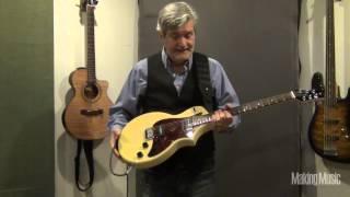 Folding Travel Voyage Air Guitar