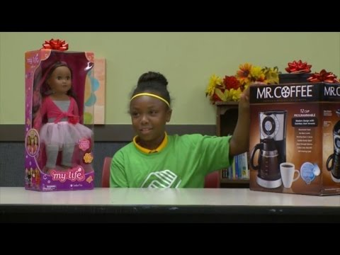 Watch These Kids Choose Between A Gift For Themselves Or