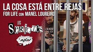 Los Seriotes de AXN - La cosa está entre rejas, con Manel Loureiro | #SeriotesAXN 2x11