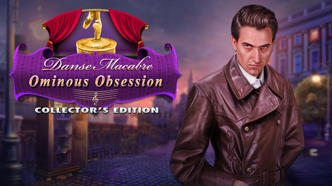 Danse Macabre: Ominous Obsession Collector's Edition > iPad