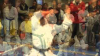 Ronin Karate Competition January 2013